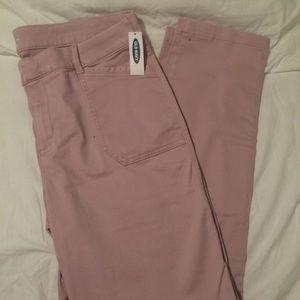 NEW old navy pixie pant